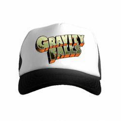 Детская кепка-тракер Gravity Falls