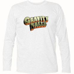 Футболка с длинным рукавом Gravity Falls - FatLine