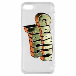 Чехол для iPhone5/5S/SE Gravity Falls