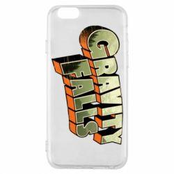 Чехол для iPhone 6/6S Gravity Falls