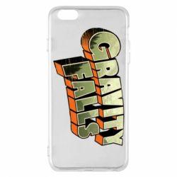 Чехол для iPhone 6 Plus/6S Plus Gravity Falls
