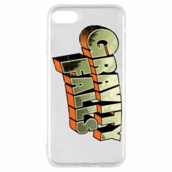 Чехол для iPhone 7 Gravity Falls