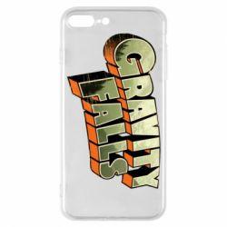 Чехол для iPhone 7 Plus Gravity Falls