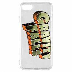 Чехол для iPhone 8 Gravity Falls