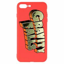Чехол для iPhone 8 Plus Gravity Falls
