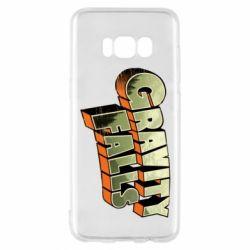 Чехол для Samsung S8 Gravity Falls