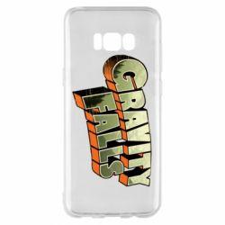 Чехол для Samsung S8+ Gravity Falls