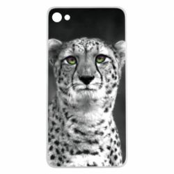 Чехол для Meizu U20 Gray cheetah - FatLine