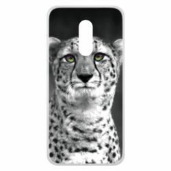 Чехол для Meizu 16 plus Gray cheetah - FatLine