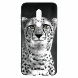 Чехол для Meizu V8 Gray cheetah - FatLine