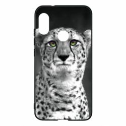 Чехол для Mi A2 Lite Gray cheetah - FatLine
