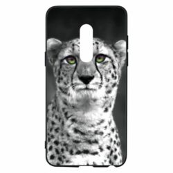 Чехол для Meizu 15 Gray cheetah - FatLine
