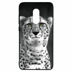 Чехол для Xiaomi Redmi Note 4 Gray cheetah - FatLine