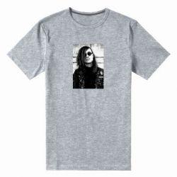 Купить Papurasx, Мужская стрейчевая футболка Гражданская оборона, FatLine