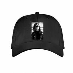 Купить Детская кепка Гражданская оборона, FatLine