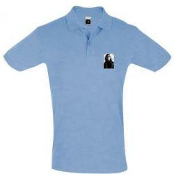 Мужская футболка поло Гражданская оборона