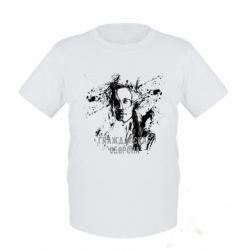 Дитяча футболка Громадянська оборона