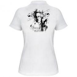 Жіноча футболка поло Громадянська оборона