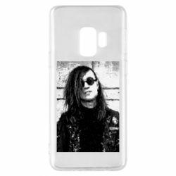 Чехол для Samsung S9 Гражданская оборона