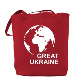 Сумка Great Ukraine Logo - FatLine