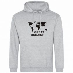 Толстовка Great Ukraine
