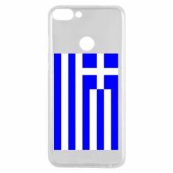 Чохол для Huawei P Smart Греція - FatLine