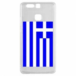 Чохол для Huawei P9 Греція - FatLine