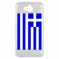 Чохол для Huawei Y5 2017 Греція - FatLine