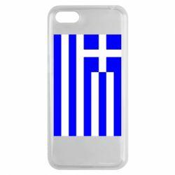 Чохол для Huawei Y5 2018 Греція - FatLine