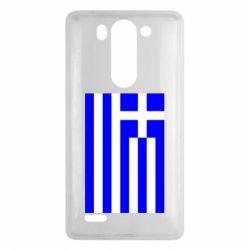 Чохол для LG G3 Mini/G3s Греція - FatLine