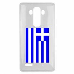 Чохол для LG G4 Греція - FatLine