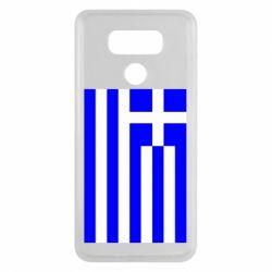Чохол для LG G6 Греція - FatLine