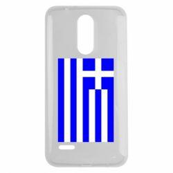 Чохол для LG K7 2017 Греція - FatLine