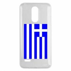 Чохол для LG K8 2017 Греція - FatLine
