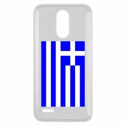 Чохол для LG K10 2017 Греція - FatLine