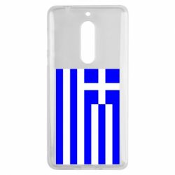 Чохол для Nokia 5 Греція - FatLine