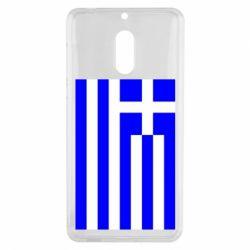 Чохол для Nokia 6 Греція - FatLine