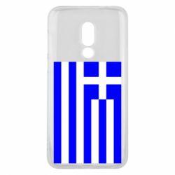 Чохол для Meizu 16 Греція - FatLine