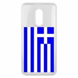 Чохол для Meizu 16 plus Греція - FatLine