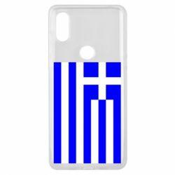 Чохол для Xiaomi Mi Mix 3 Греція - FatLine