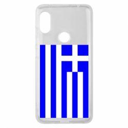Чохол для Xiaomi Redmi Note 6 Pro Греція - FatLine