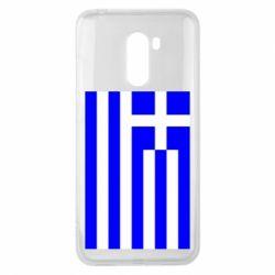 Чохол для Xiaomi Pocophone F1 Греція - FatLine