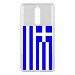 Чохол для Nokia 8 Греція - FatLine