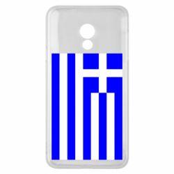 Чохол для Meizu 15 Lite Греція - FatLine
