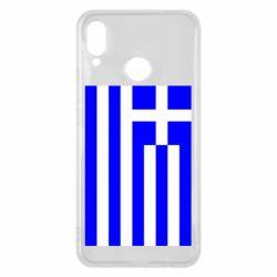 Чохол для Huawei P Smart Plus Греція - FatLine