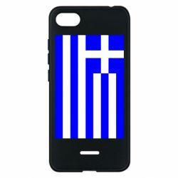 Чохол для Xiaomi Redmi 6A Греція - FatLine