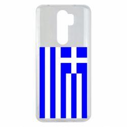 Чехол для Xiaomi Redmi Note 8 Pro Греция