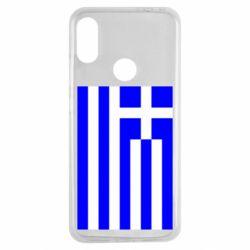 Чехол для Xiaomi Redmi Note 7 Греция