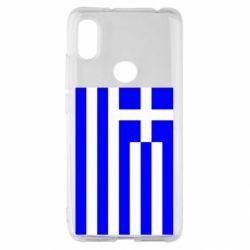 Чехол для Xiaomi Redmi S2 Греция