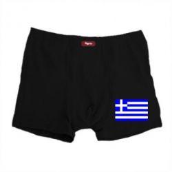 Мужские трусы Греция - FatLine